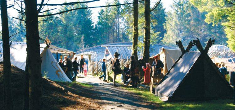 Festiwal Wikingów w Karmoy, Norwegia