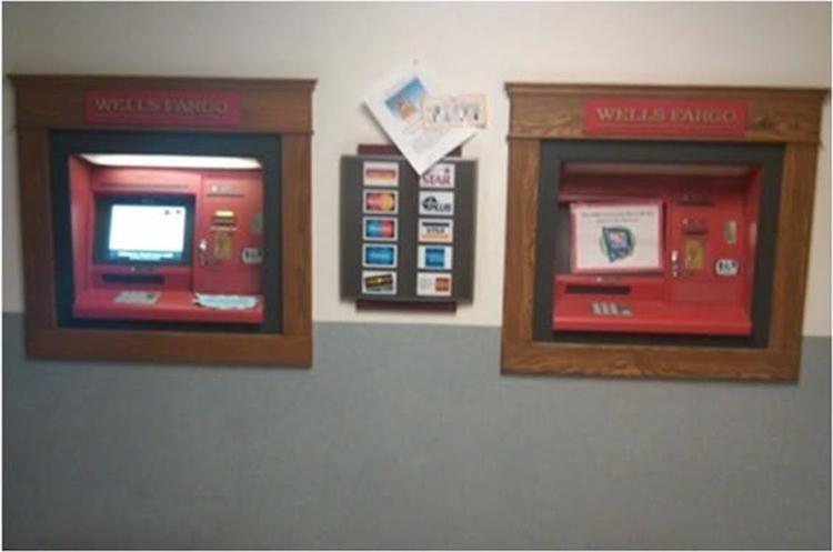 Bankomaty na Antarktydzie