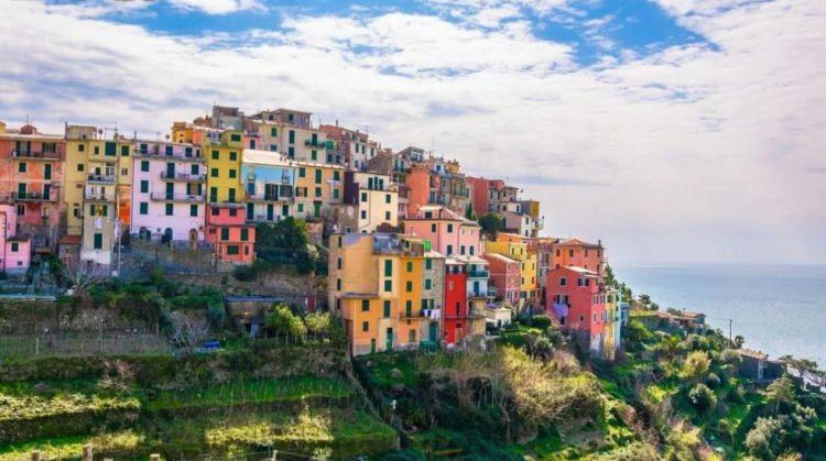 Corniglia Cinque Terre Włochy