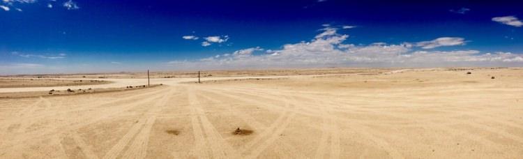 namibia podróż z make-break