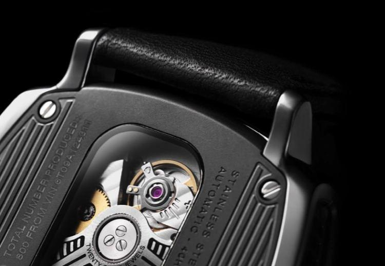 recwatches zegarki z samochodową duszą