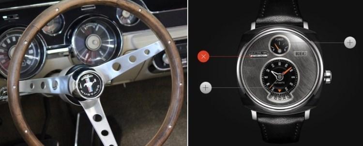 recwatches - zegarki z samochodową duszą