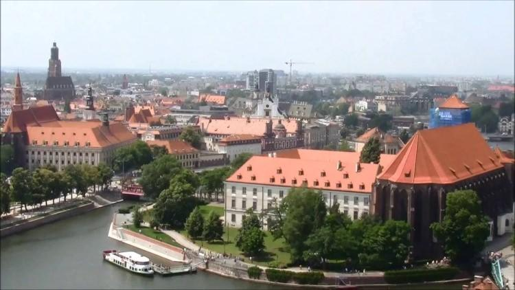 Wrocław - Ostrów Tumski