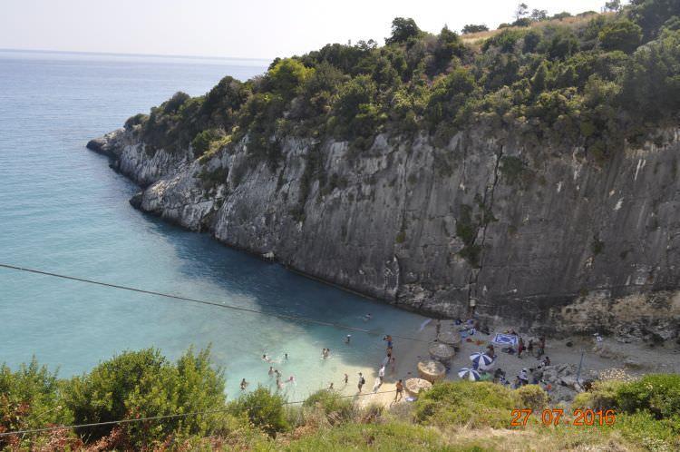 Plaża Ksigia (Xigia)