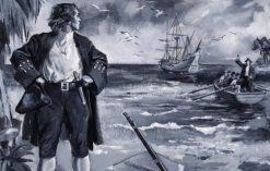 Alexander Selkirk - prawdziwy Robinson Crusoe