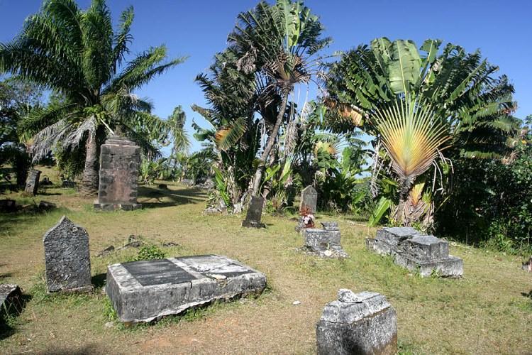 cmentarz piratów, Madagaskar