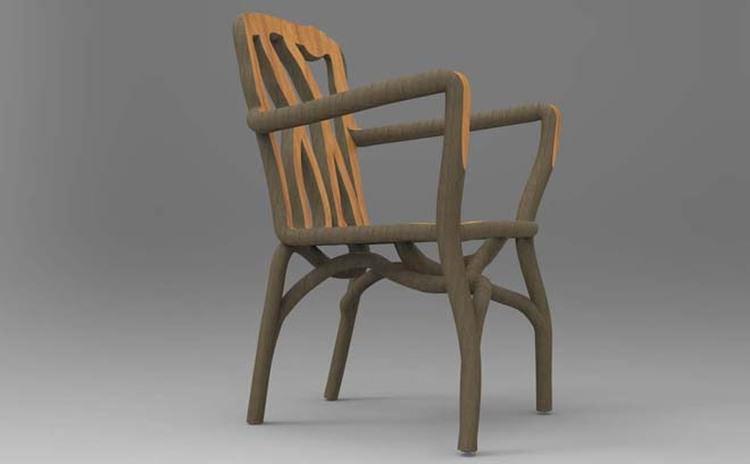 Uprawa krzeseł - Gavin Munro