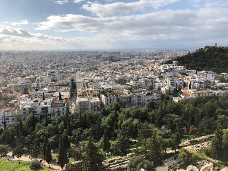 Grecja - widoki