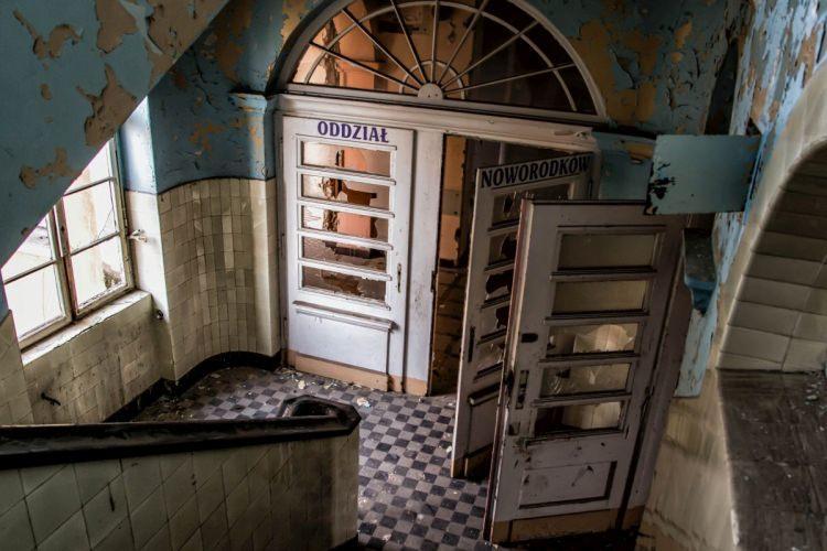 opuszczone miejsca w Polsce - zdjęcia