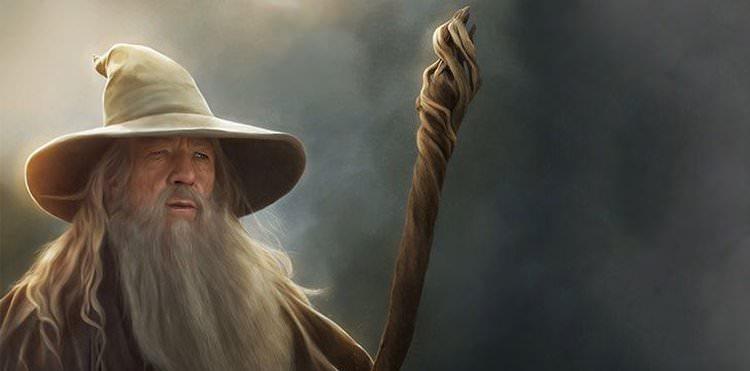 Władcy Pierścieni - ciekawostki, Gandalf
