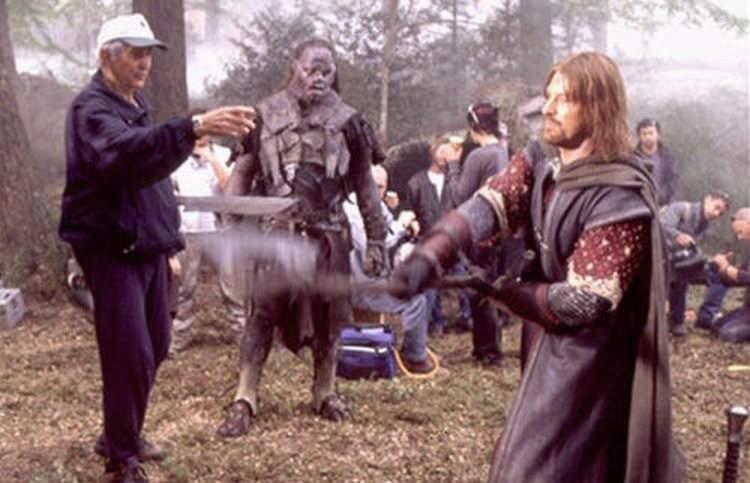 Bob Anderson i Aragorn