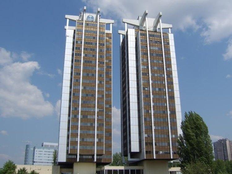 Wieżowce Stalexportu w Katowicach