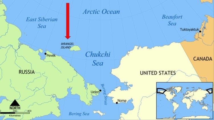 Wyspa Wrangla