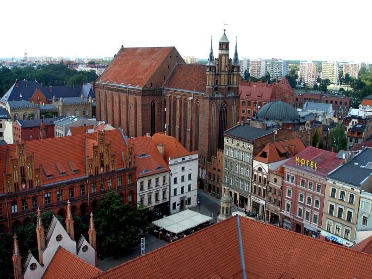 Kościół Wniebowzięcia Najświętszej Marii Panny w Toruniu