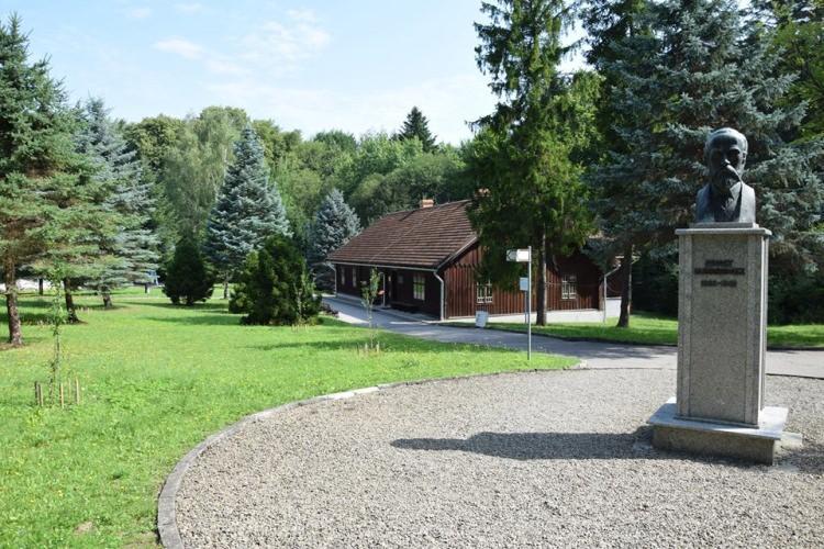 Bobrka - muzeum ignacego łukasiewicza