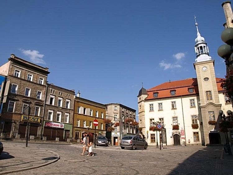 Najwyżej położony rynek w Polsce