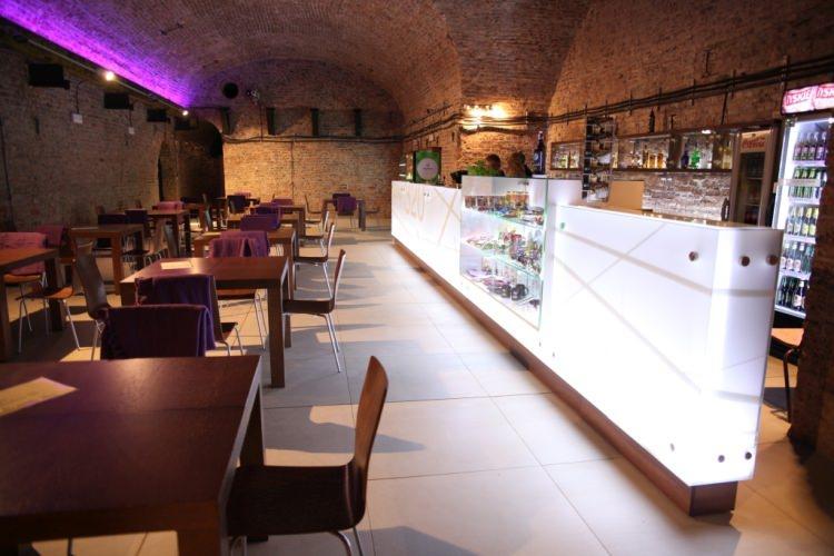 Restauracja w Kopalni Guido