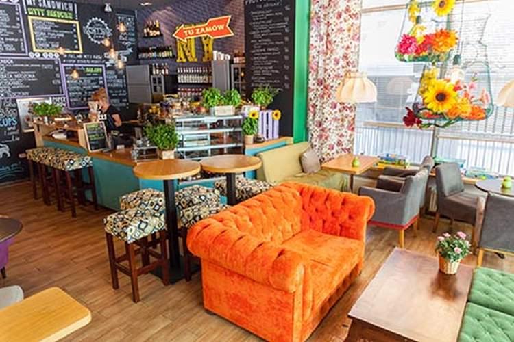 how u doin - kawiarnia w Warszawie