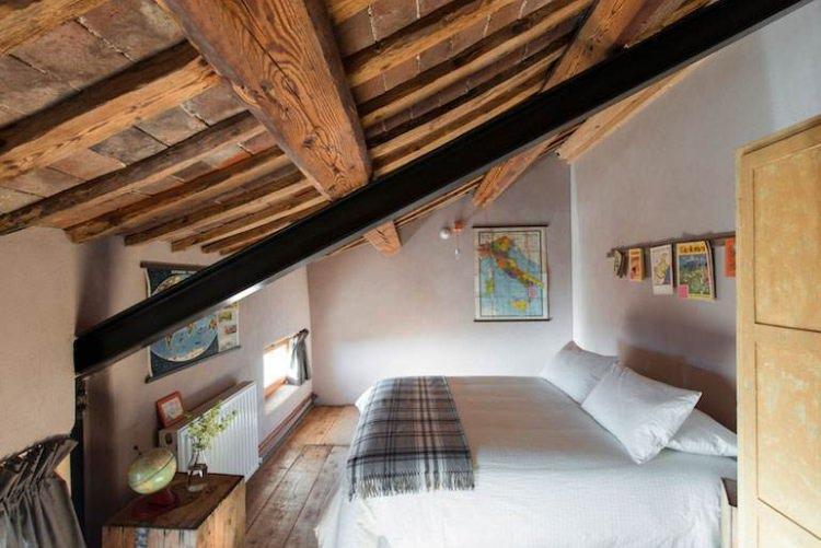 hotel w starej szkole - Włochy