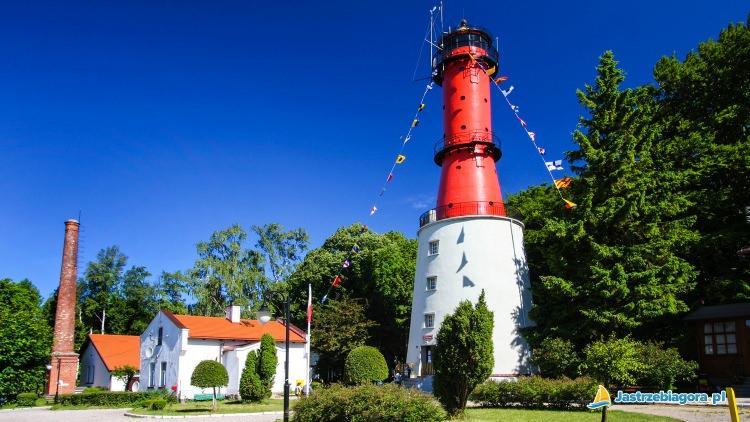 najstarsza latarnia morska w Polsce