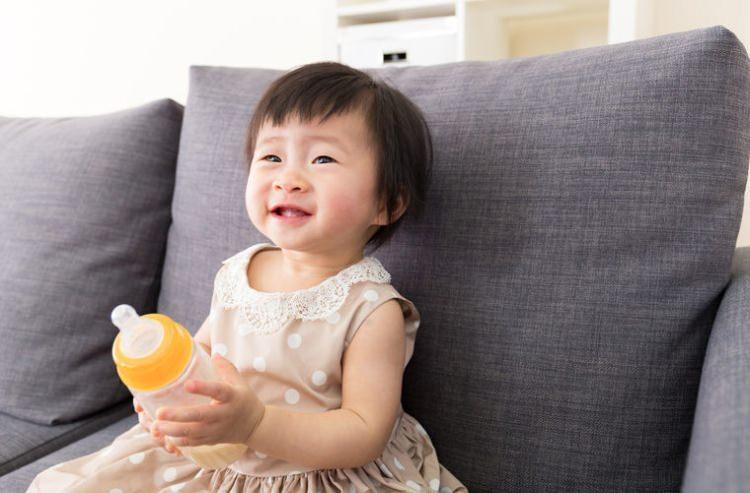 mleko w Chinach