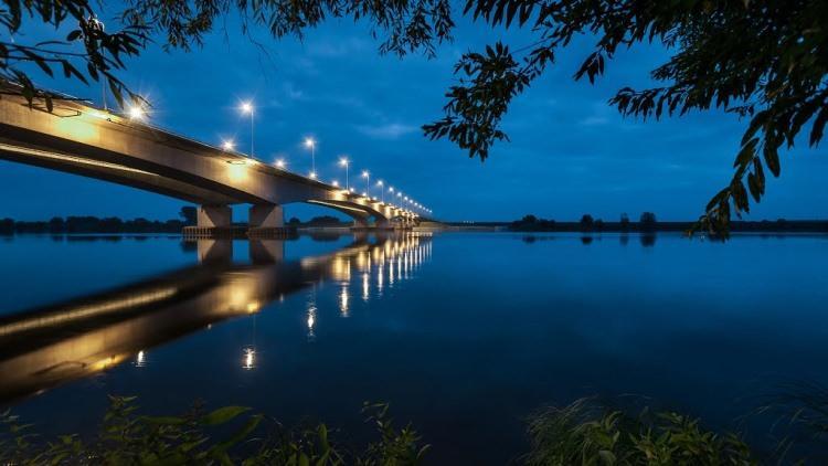najdłuższy most w Polsce to Most autostradowy w Rozgartach