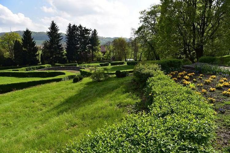 Park Sanguszków w Tarnowie