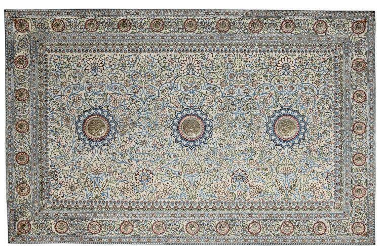 najdroższy dywan świata