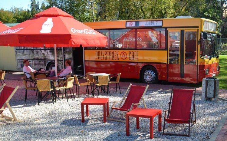 Przystanek Cafe w Warszawie