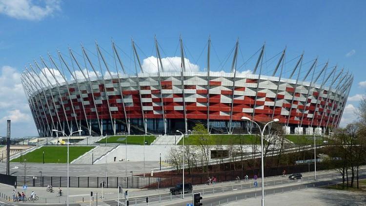 Największy Stadion w Polsce