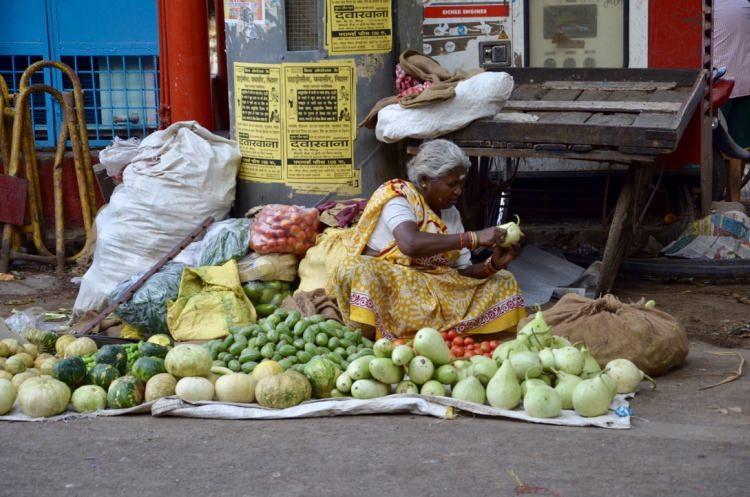 ulizni sprzedawcy w Indaich