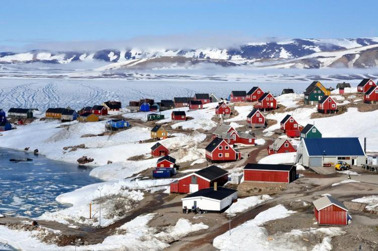 ittoqqortoormiit - Grenlandia