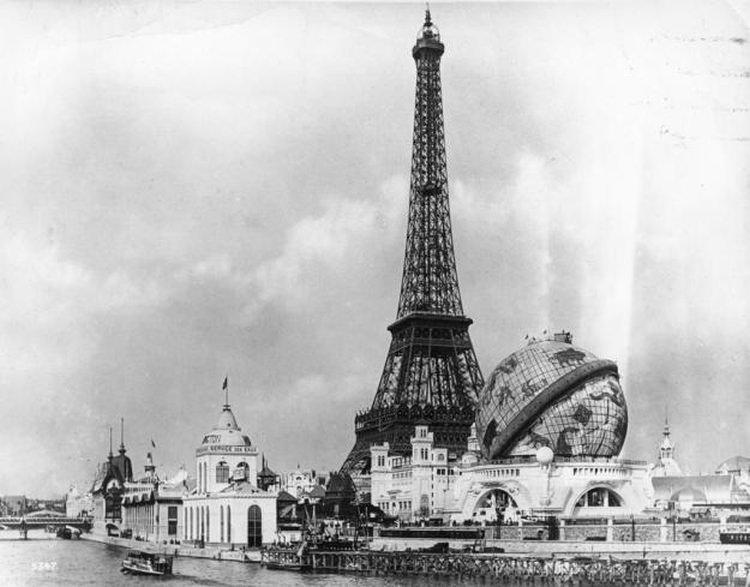 Wieża Eiffla ciekawostki i historia