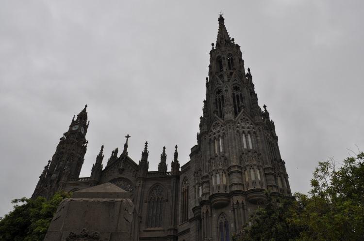 Kościół w Arucas - Gran Canaria