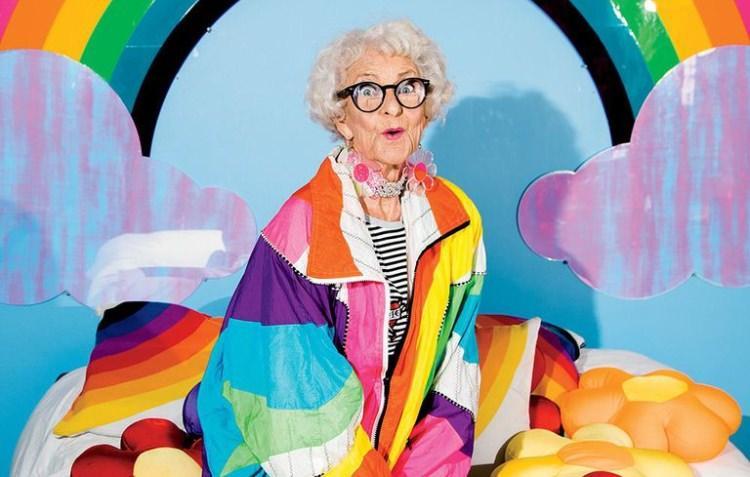 baddie winkle - babcia z instagrama