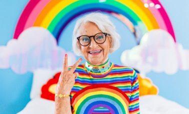 baddie winkle - babcia, która podbiła instagram
