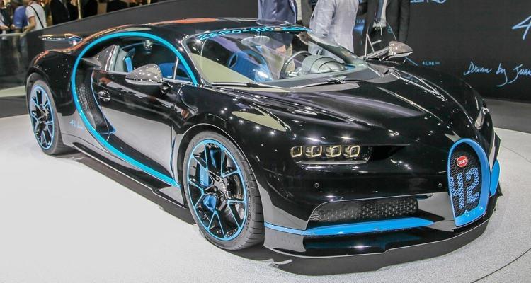 najdroższe samochody świata - Bugatti Ciron