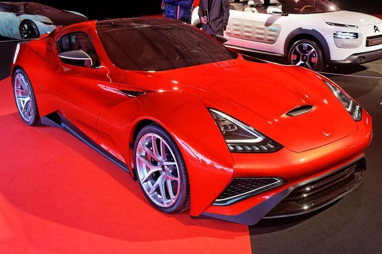 najdroższe samochody świata - Icona Vulcano Titanium
