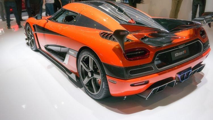 najdroższe samochody świata - Koenigsegg CCXR Trevita