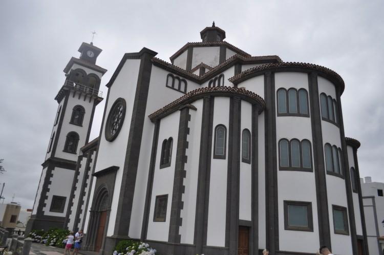 Kościółek Iglesa de Moya