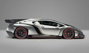najdroższe samochody świata - Lamborghini Veneno