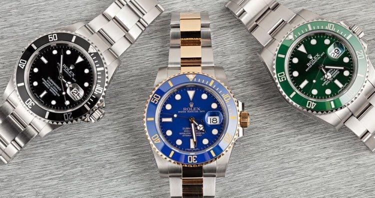 Zegarek Rolex Submariner