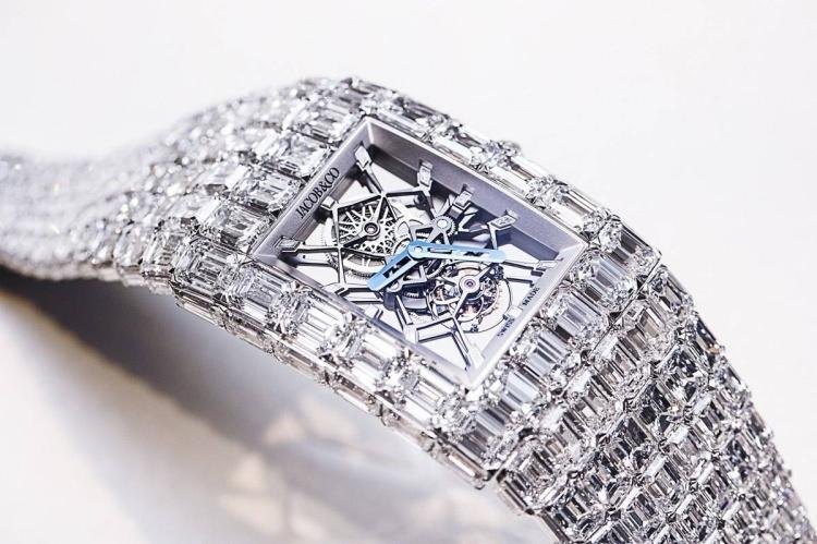 Billionaire Watch – zegarek za 20 milionów dolarów stworzony przez Jacob & Co