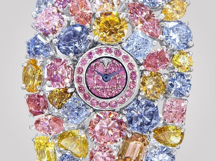 Graff Hallucination Watch - najdroższy zegarek na świecie