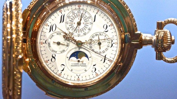 Zegarek Grande Complication kosztuje aż 700 tysięcy dolarów