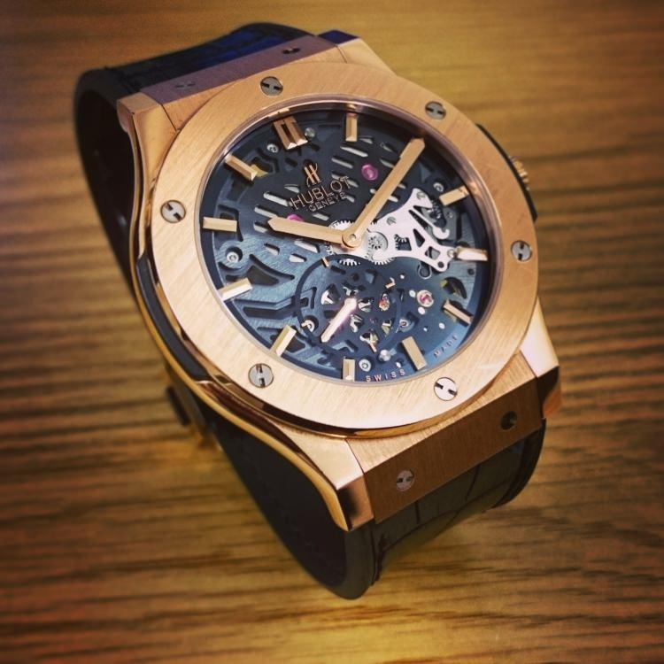 Hublot Big Bang - jeden z najdroższych zegarków świata