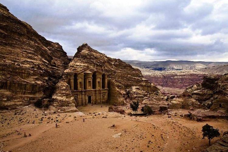 Klasztor Al - Dajr, Petra