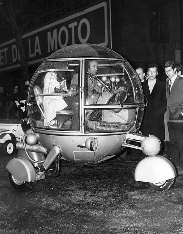 """Automodule"" Jean-Pierre Ponthieu"