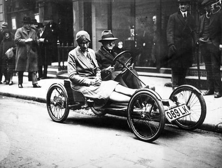 auta elektryczne z przeszłości