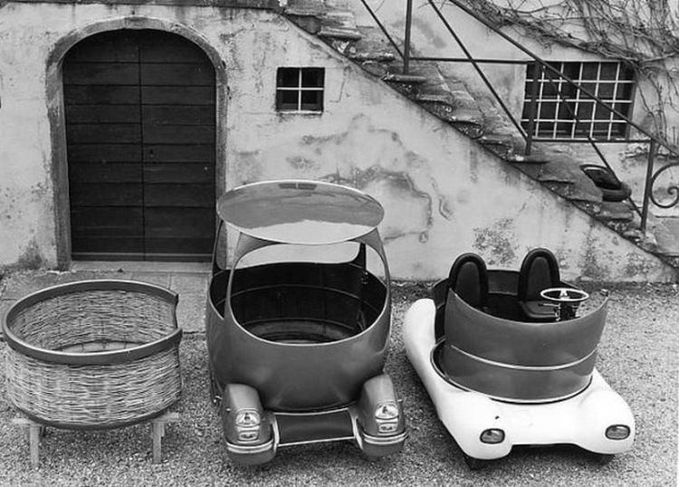 Urbania - auto miejskie z 1964 roku